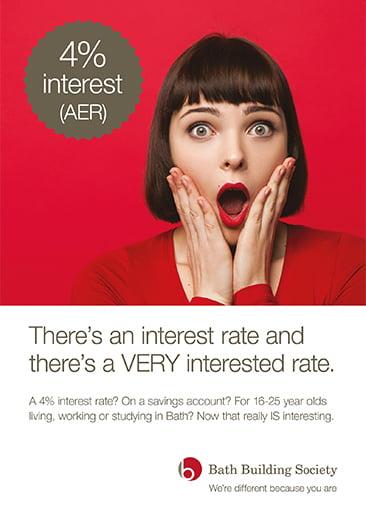 16-25 Regular Saver leaflet cover